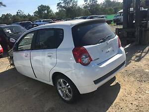 REPOST:WRECKING 2010 HOLDEN BARINA SOLD FRONT BUMPER Willawong Brisbane South West Preview