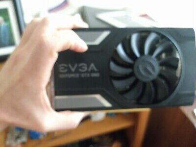 EVGA Geforce GTX 1060 6GB Mini Graphics Card: Ships Next Day