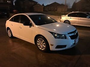 2011 Chevrolet Cruze - Safetied/E-Tested + Excellent Condition
