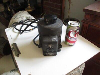 Superior Electric Powerstat Type 416l .86 To 7.5a Pri V 115