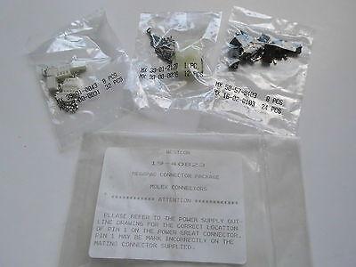 WESTCOR 19-40823 MEGAPAC CONNECTOR PACKAGE Molex Connectors 85-teilig  (R5E6) online kaufen