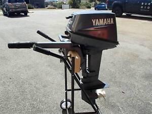 Yamaha 8hp Outboard