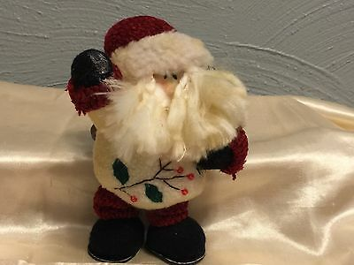 Delton Products Santa Home Holiday Christmas Decor ornament - Delton Products Halloween