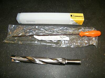 Kennametal Dk2729181 5082364 Boring Tool Drill Ksem 110776182ngi1 Inserted 26mm