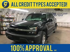 2004 Chevrolet Avalanche LS*****AS IS CONDITION AND APPEARANCE**