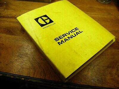 Cat Caterpillar 955k Track Loader Service Manual 85j 57j 64j 71j