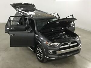 2016 Toyota 4Runner Limited GPS*Cuir*Toit* 7 Passagers*