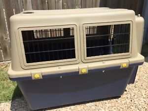 Airline approved dog carrier large