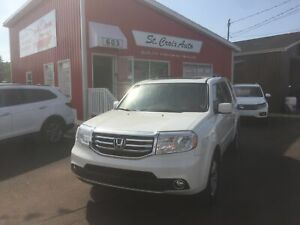 2013 Honda Pilot EX-L, 8 Passenger, Leather