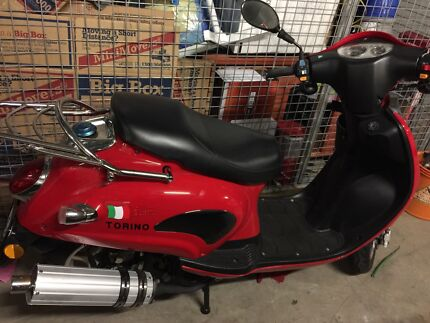 Torino scooter Arncliffe Rockdale Area Preview