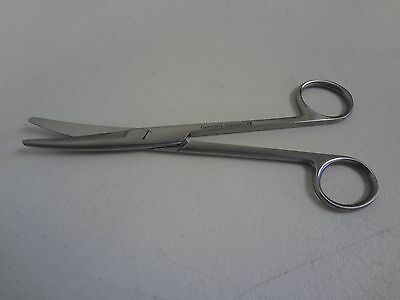 Mayo Scissors 6 75  Curved  German Stainless Steel Ce Surgical