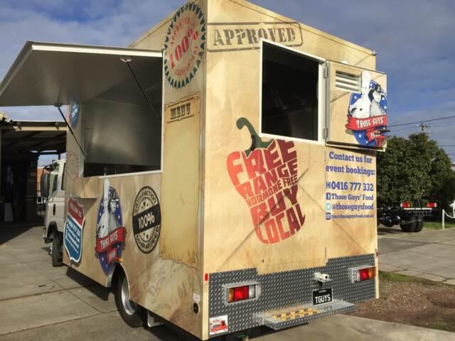 Food Truck Manufacturer Australia Miscellaneous Goods