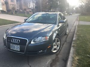 Immaculately maintained 2007 Audi A4