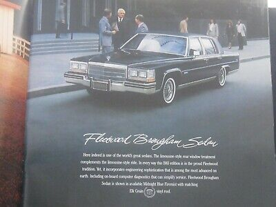 1983 best of all its a cadillac sales