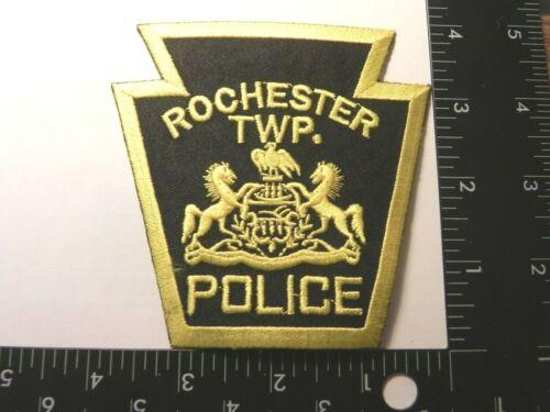 ROCHESTER TWP, PENNSYLVANIA  POLICE