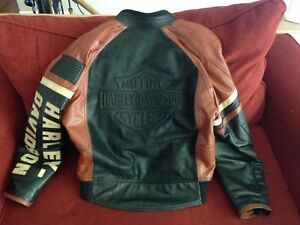 Vintage Harley Davidson Jacket - made in USA!!