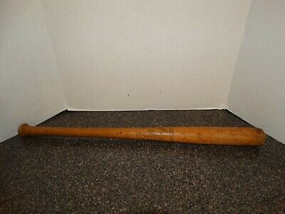Vintage Louisville Slugger H&B Wood Baseball Bat 125LL Harmon Killebrew 1960's