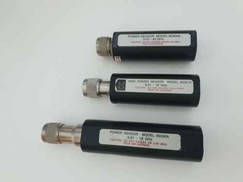 GIGA-TRONICS 80330A , 80321A, 80304A Power Sensor