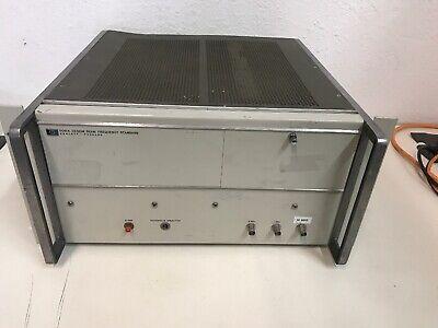 Hp - Agilent - Keysight 5061a Cesium Beam Frequency Standard Untested Unit