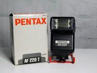 Flash Pentax Af 220 T -  - ebay.it
