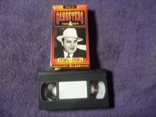 GANGSTERS-THEN & NOW VOL 2-1920-1930 1994