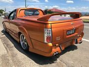 Holden commodore Vu series 2 2001 5.7 litre SS V8 Limted edition Kellyville The Hills District Preview