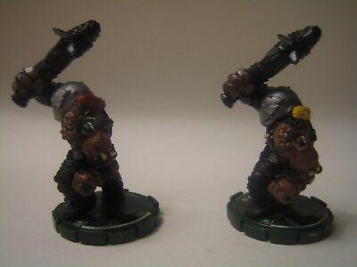 Tribal Brutes Mage Knight Miniature Lot