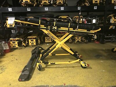 Stryker Performance Pro With Load Ambulance Stretcher Cot Ferno Ems Mint