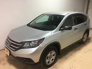 2014 Honda CR-V LX Remote start | Local | Heated seats