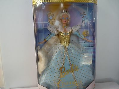 1996 Barbie as Cinderella Doll Children's Collector Series MIB - NRFB  !!
