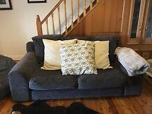2.5 Seater Sofa Rozelle Leichhardt Area Preview