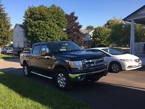 Ford F150 XLT eco boost