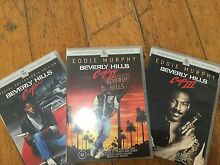 Beverly Hill Cop DVD's set Rowville Knox Area Preview