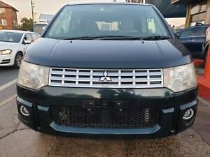 2009 Mitsubishi Delica D5 4×2 Granville Parramatta Area Preview