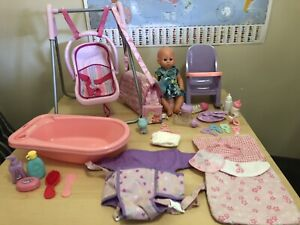Baby Doll, clothes and accessories