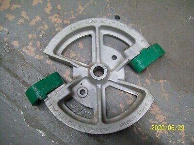 Greenlee 5018639 1-14 1-12 Emt Bending Shoe For 1818 Mechanical Bender