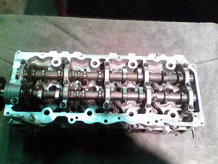 Hilux Cylinder Head