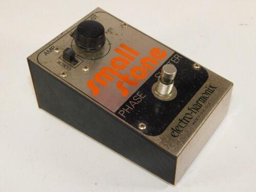 Electro Harmonix Small Stone Phase Shifter Phaser Effect Vintage NYC USA