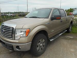 "2011 Ford F-150 4WD SuperCrew 157"" X"