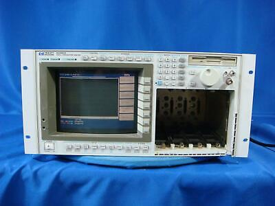 Agilent 83480A Digital Communication Analyzer Mainframe