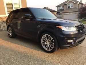 2014 Land Rover Range Rover Sport supercharged Warranty