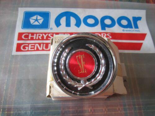 Mopar Nos 76 Charger SE Trunk Lock 3882204
