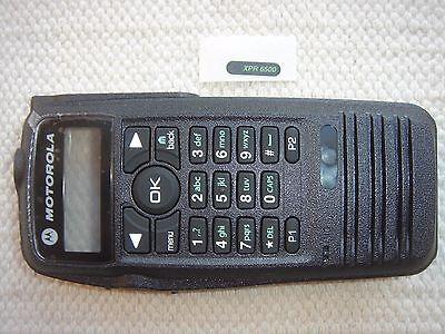Motorola Pmln4646e Xpr6500 Xpr6550 Dgp6150 Housing Label Inc Free Shipping
