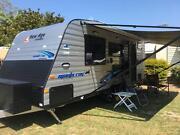 Caravan New Age Mantaray MR18ER Special Edition Sept 2018 Cleveland Redland Area Preview