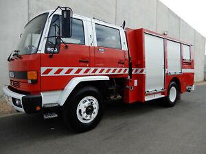 Isuzu FTR800  Emergency Vehicles Bell Park Geelong City Preview