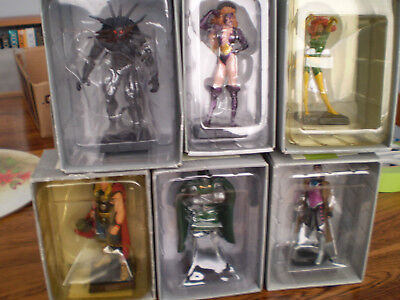 Eaglemoss Classic Marvel Lead Figurines Lot of Five  Figures//You choose for sale  Vancouver