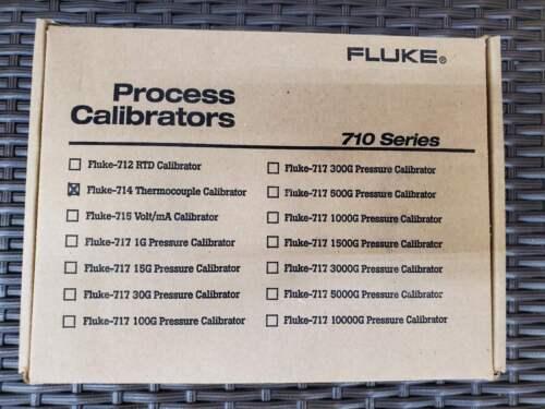 Fluke Fluke-714 Temp Calibrator