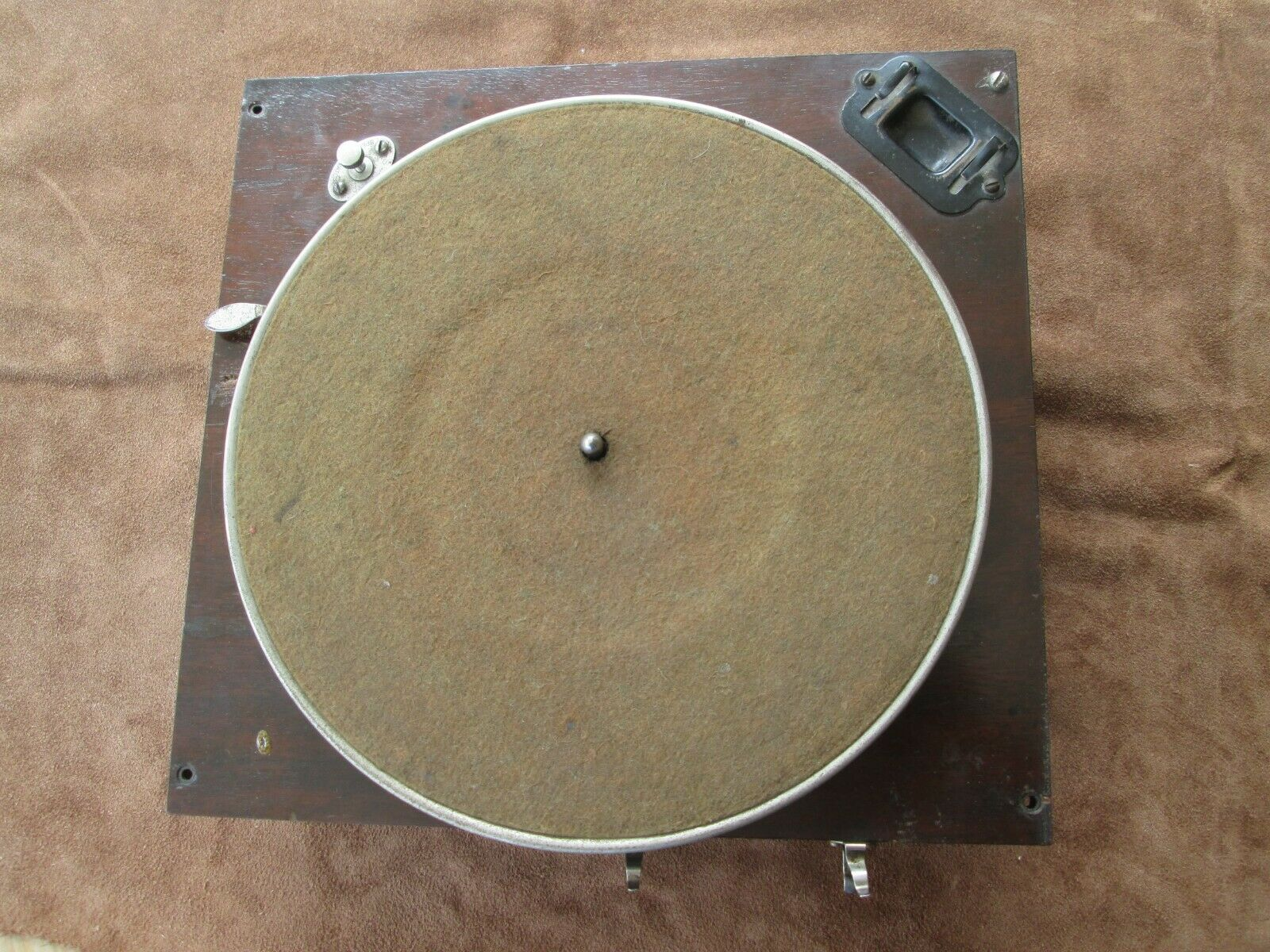 Victrola Talking Machine Turn Table Parts Or Repair 1926 VV1-5 - $24.99