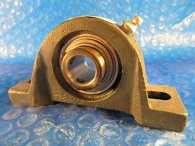Link-belt P3-u212n Np12 2 Bolt Pillow Block Ball Bearing 34 Shaft