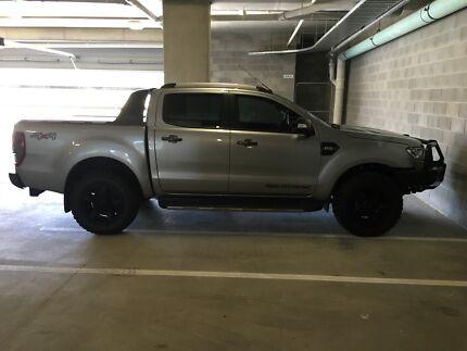 2016 Ford Ranger Ute